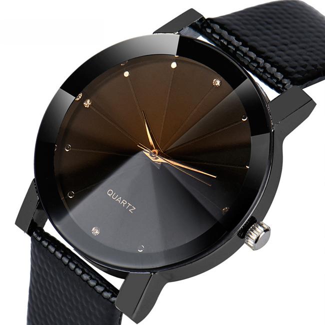 Dámske čierne štýlové hodinky - FashionGate.sk 78f2d1e4916
