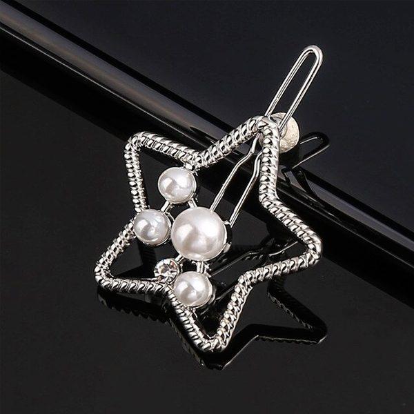 Hviezda s perlami - strieborná